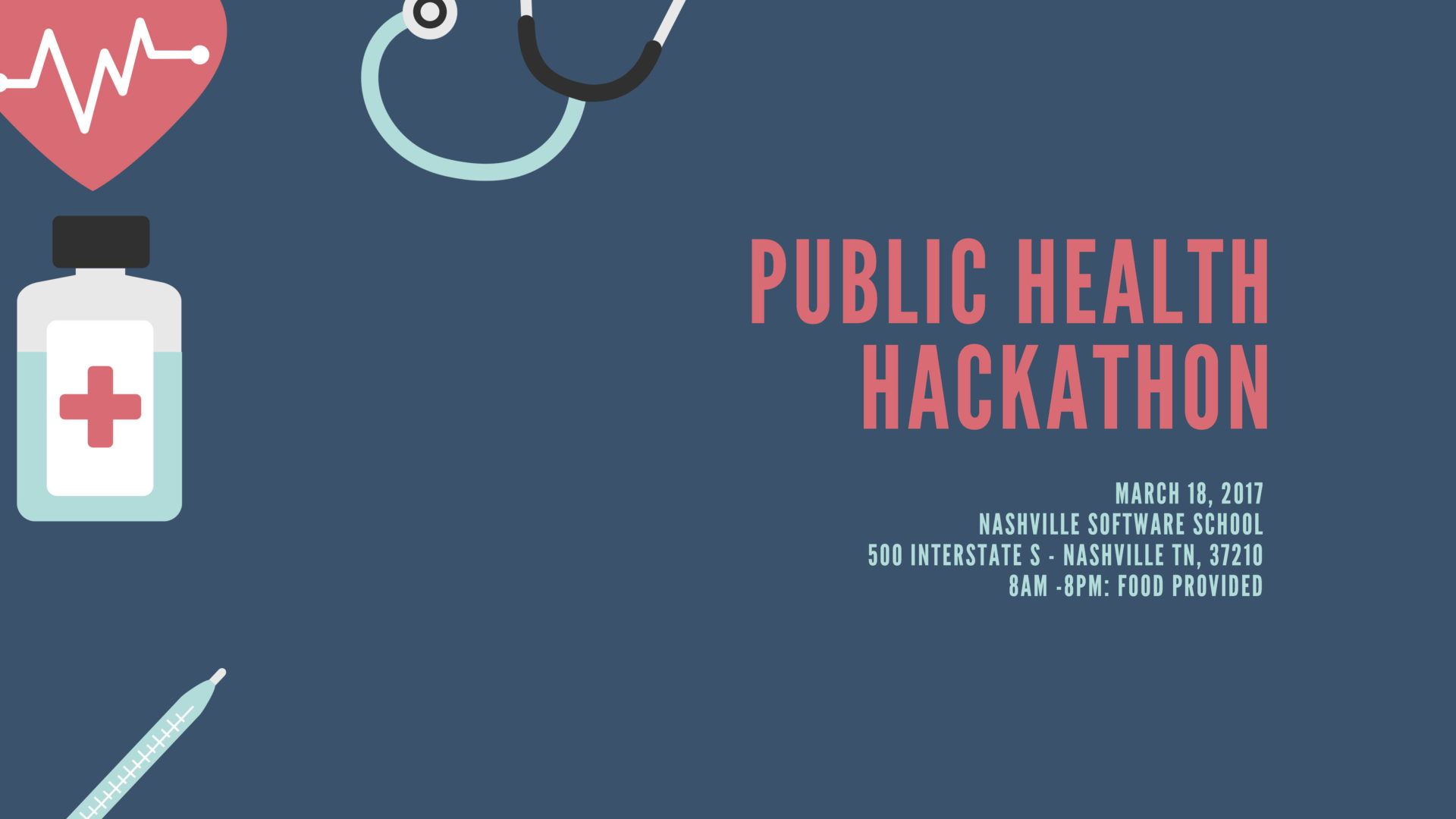 Community Mapping Public Health Hackathon