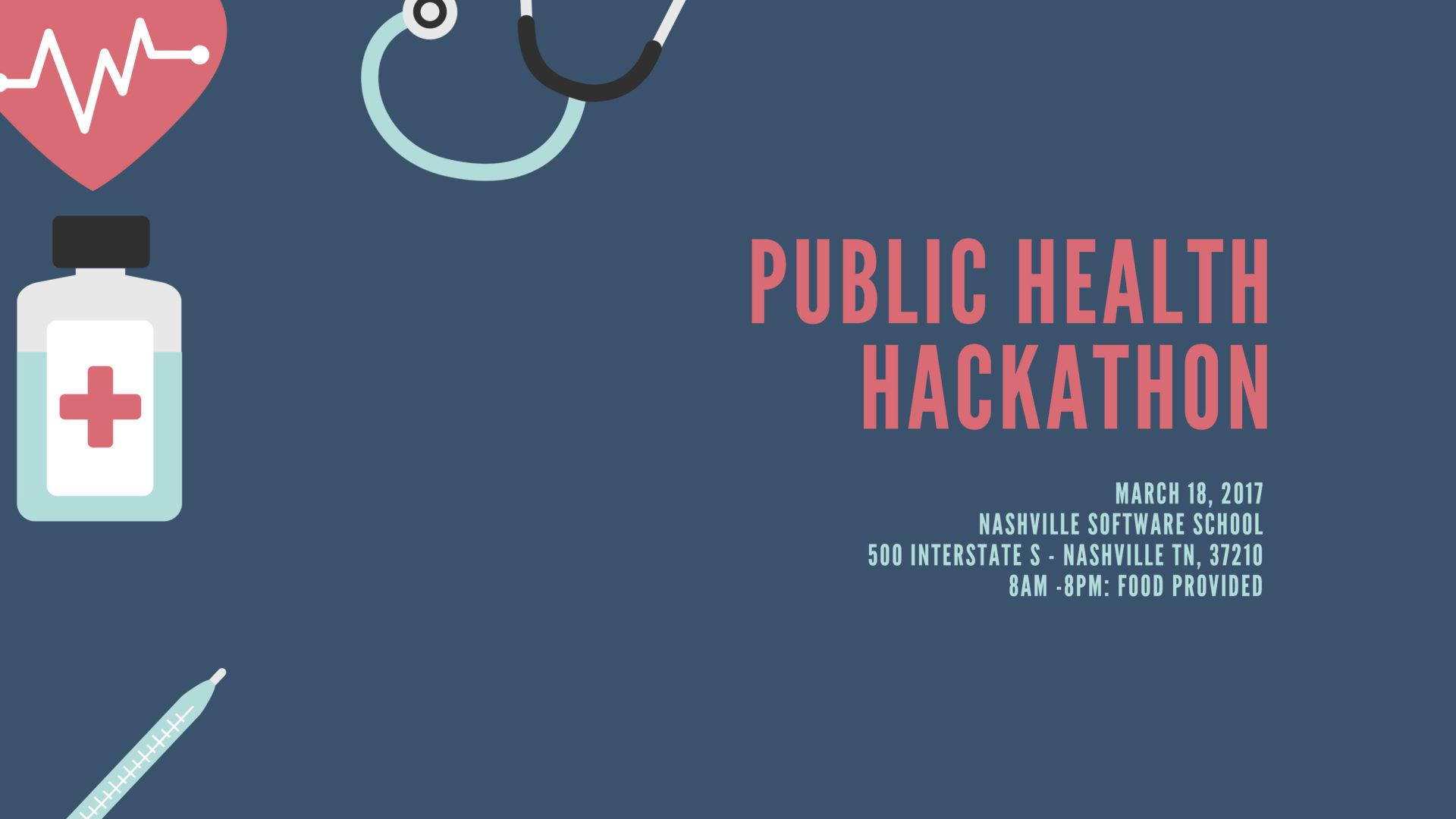 Community Mapping Public Health Hackathon